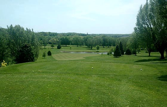 Mayville Golf Course 4